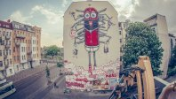 Swiss Knife / Berlin Street Art