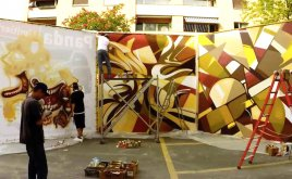 One Truth Graffiti Street Art Documentary 2015 – English Subtitles
