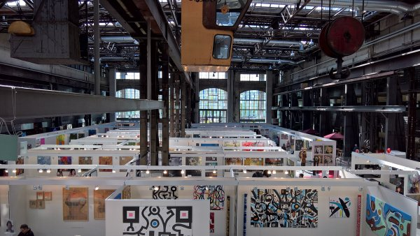 Art International Zürich - Puls 5