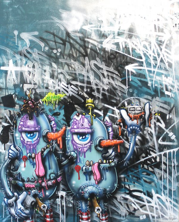 Street Art Auction Lausanne 2
